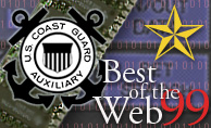 Best of the Web first runner up 1999 Image