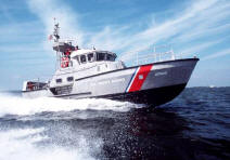 Photo of 47' Coast Guard Motor Life Boat (MLB)