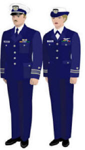 Service Dress Blue Alpha Image