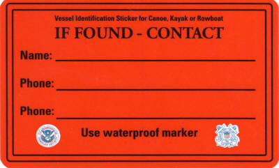 If Found Sticker Image